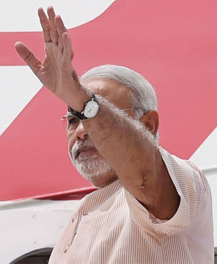 PM Modi leaves for BRICS Summit in Brazil