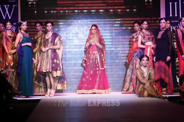 IIJW 2014: Neha Dhupia, Chitrangada Singh, Ameesha Patel are ramp divas