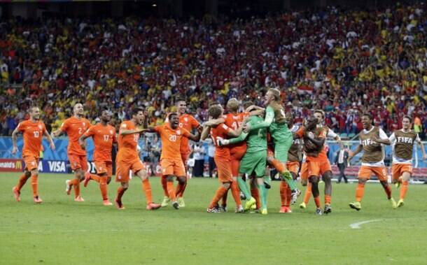 FIFA World Cup: A Krul end for Costa Rica as Netherlands go through on penalties