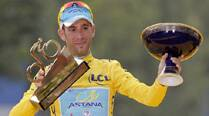 Italy's Nibali wins 101st Tour de France