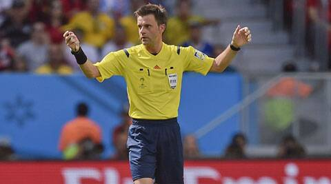 Rizzoli is the second Italian to referee the final in the past four World Cups. (Source: AP)