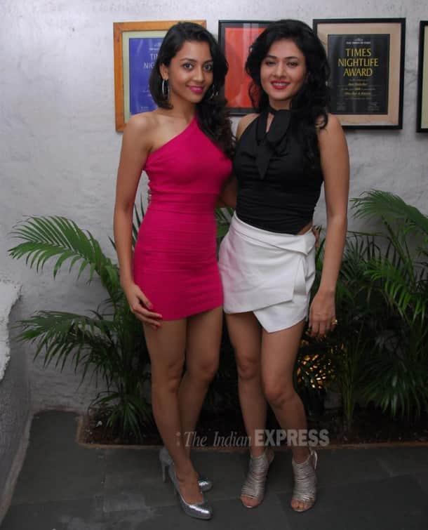 Jacqueline Fernandez parties with Ruslaan Mumtaz, Sonal Sehgal