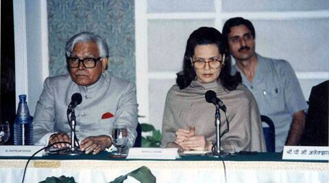 Sonia can neither run nor hide...mole from my office fed false info to 10 Janpath: Natwar Singh's book