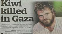 NZ paper stirs controversy; publishes late Jackass star Ryan Dunn's picture instead of a dead Israeli soldier