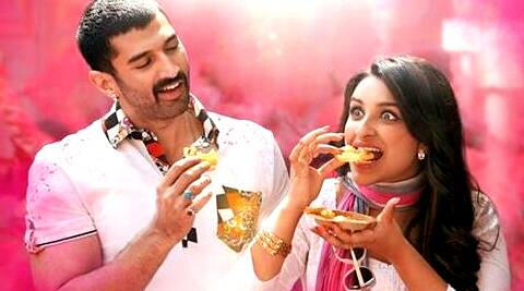 Served by Parineeti Chopra and Aditya Roy Kapur, love will get a spicy and sweet twist.