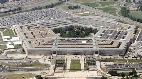 Pentagon takes computer system offline after detecting suspicious activity
