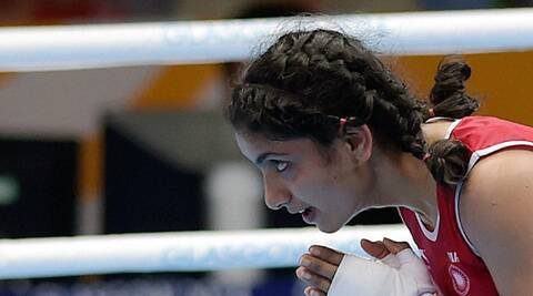 Pinki on Wednesday said thet she is now bothered on being compared to Mary Kom. 9Source: PTI0