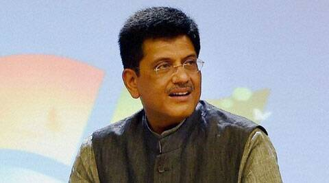 Power and Coal Minister Piyush Goyal. (Source: PTI)