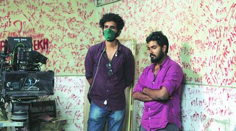 One of the scenes in  the film was shot in an abandoned mental asylum  in Mumbai. The unit initially refused  to shoot there on   Friday the 13th, fearing that something  ominous would occur