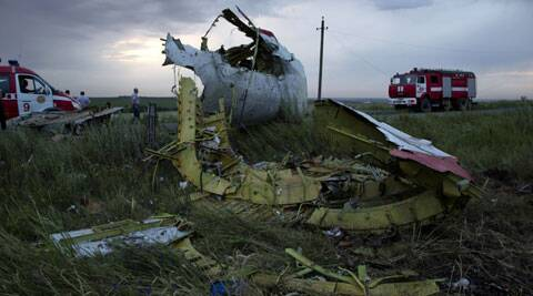 Buk missile suspected in Malaysia plane disaster