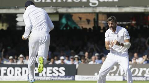 Liam Plunkett picked up three wickets in the second innings (Source: AP)
