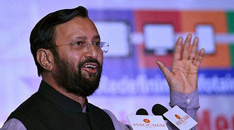 Javadekar said the developed world must give finances and ensure technology transfer.