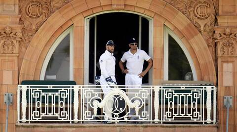 Matt Prior (L) has been under the scanner for his poor form (Source: Reuters)
