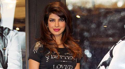 The 'AMA' started on a smooth note for Priyanka Chopra and it had a welcome note too for her fans.