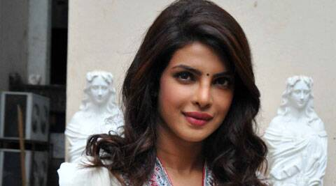 Today is Priyanka Chopra's birthday.