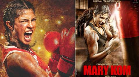 First look: Priyanka Chopra  in and as Mary Kom