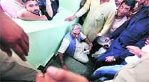 Jan Chetna workers protest against Haryana SSC, want chairman toresign