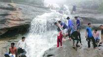 Rain spreads cheer in Pune and Pimpri, tourists throng Bhushi dam
