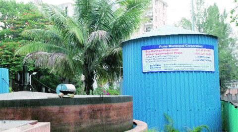 The civic administration  has set up 17 biogas  plants across the city