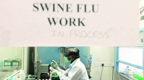NIV scientist who has conducted a study that assessed the burden of influenza hospitalisations says there are 'small mutations' in the H1N1 virus .Express archive