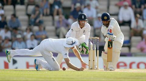 Live Cricket Score, India vs England 3rd Test Day 5: India take on England on Day 5 of the third Test on Thursday (Source: AP)