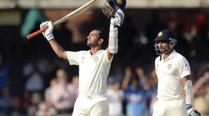 India tour of England: Ajinkya Rahane lords over England