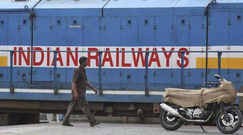 Railway Minister Sadanand Gowda presented the maiden rail budget of the Narendra Modi government. (Source: PTI)