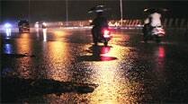 Pune records 83 mm rainfall in 24hours