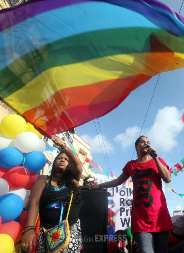 Kolkata's Rainbow Pride Walk for LGBT community