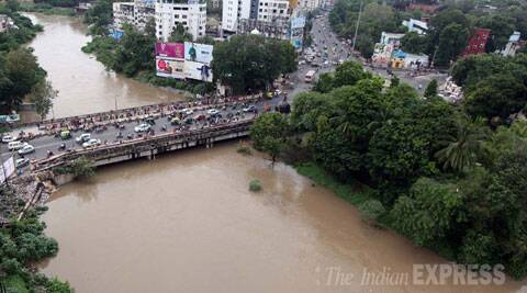Normalcy returns to waterlogged Vadodara