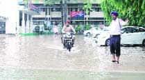Monday rain hit power supply, Focal Point sub-stationoff