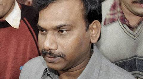 A Raja (Source: PTI)