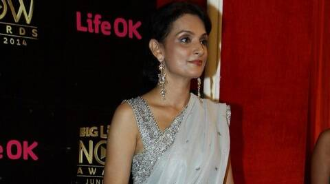 Rajeshwari Sachdev is currently part of TV show 'Laut Aao Trisha'.