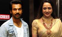 Excited to romance Hema Malini on screen: Rajkummar Rao