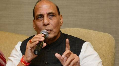 Union Home Minister Rajnath Singh telephoned Chandy following murder of E Manoj and discussed with him the killings of political and social activists in Kerala.
