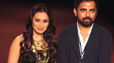 Bollywood beauty Rani Mukerji, who rarely makes appearances at fashion events in the capital, is making an exception for good friend and designer Sabyasachi Mukherjee's opening show.