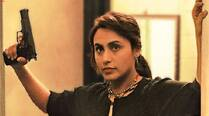 Rani Mukerji shoots special national anthem video with women police