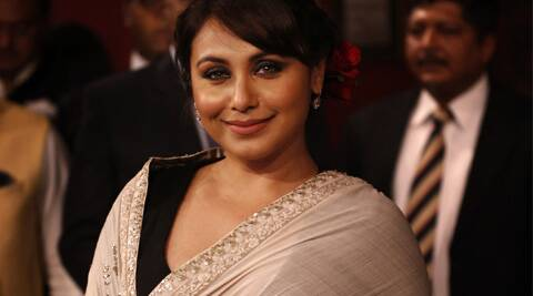 Here's why Rani draped the 'palla' rather consciously around her shoulders.