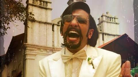 Ranveer Singh in Finding Fanny.