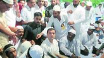 Rahul attacks govt's 'failure' on price rise