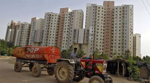 India real estate funds look to raise $1 bn from overseas