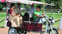 Traffic Police to launch crackdown one-rickshaws
