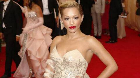 Rita Ora: I'm a girl that wants to be loved. (Source: Reuters)