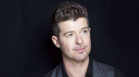 Paula album was an embarrassment: Robin Thicke
