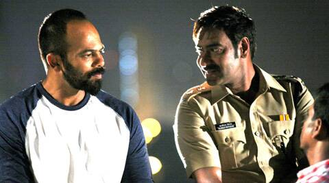 This is the first time Rohit Shetty has shot for maximum night schedules.