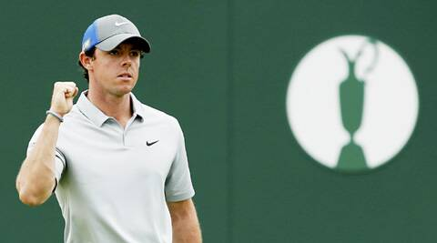 Rory McIlory soars on eagles | Sports News,The Indian Express