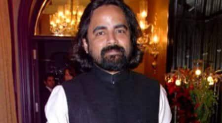 Fashion designer Sabyasachi Mukherjee