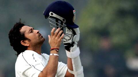 Sachin recalled his innings against Australia at the WACA. (Source: IE File Photo)