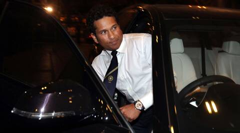 Sachin Tendulkar wants the Indian team to enjoy the winning moment at Lord's (Source: IE Photo)