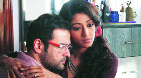 Paoli Dam and Rohit Roy in Sada Canvas